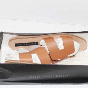 Steve Madden Cognac Greece Sandals